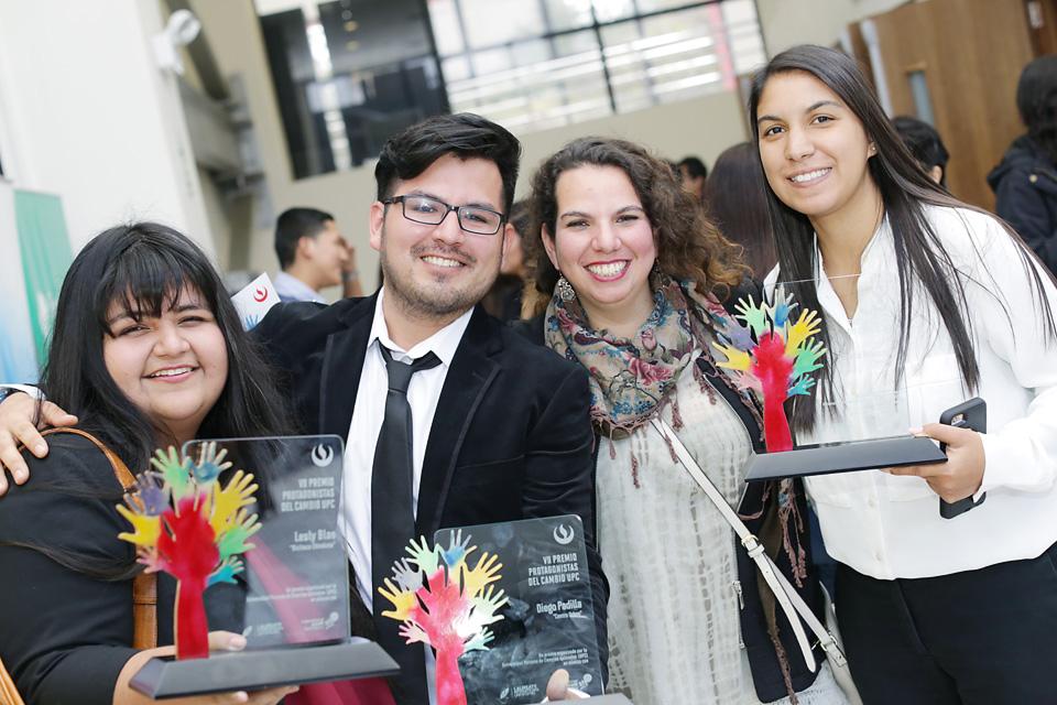 Protagonistas del cambio 2018: UPC inicia la búsqueda de los jóvenes que vienen transformando el País