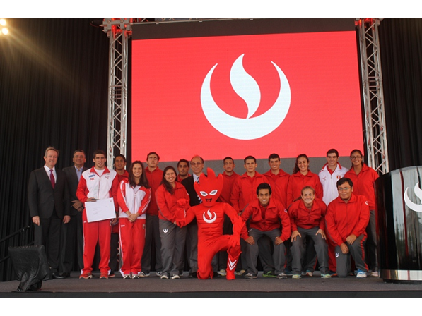 UPC presenta plan completo de beneficios para alumnos deportistas