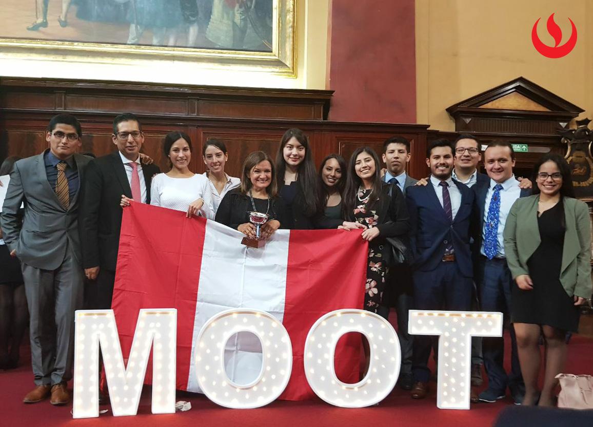 Facultad de Derecho de la UPC obtiene el segundo puesto en Competencia Internacional de Arbitraje realizada en Buenos Aires