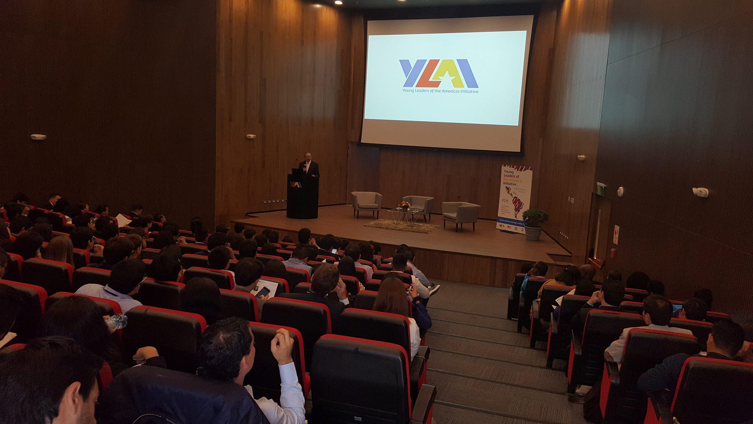 UPC fue sede de la Cumbre de jóvenes líderes en América