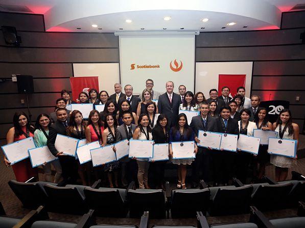 Culminó con éxito la I Especialización en Negocios para Periodistas de la UPC en alianza con Scotiabank