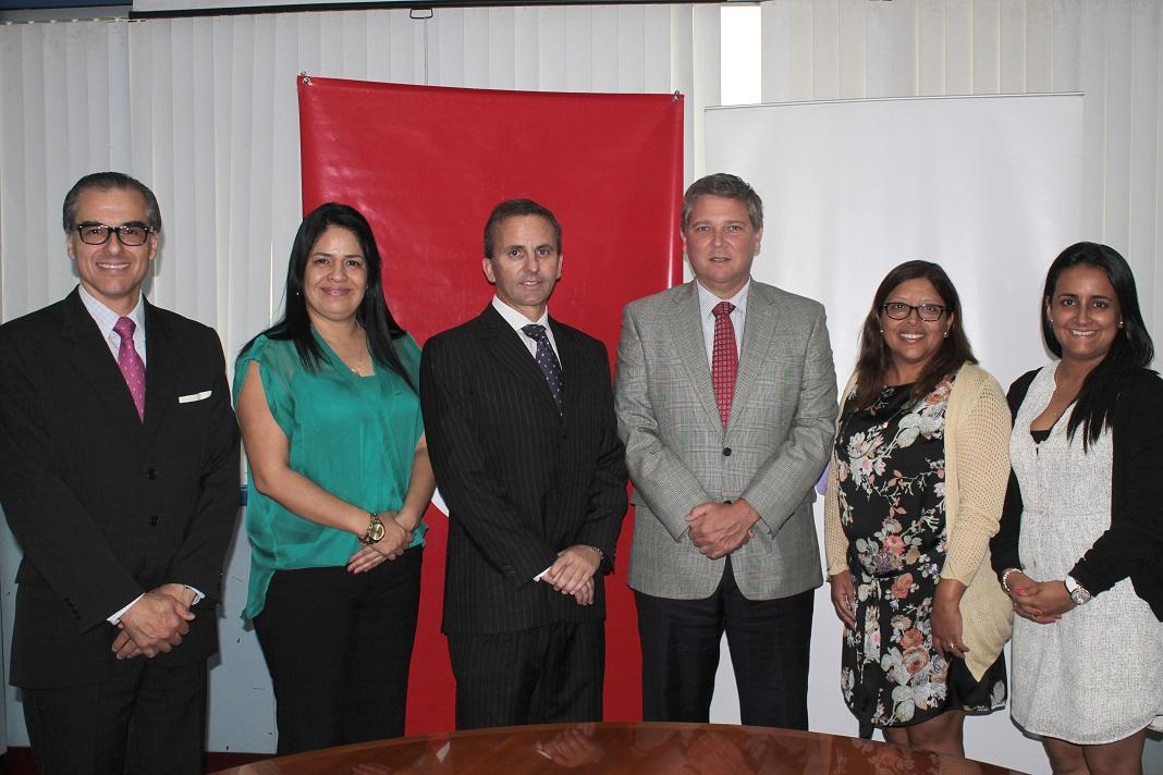 UPC firma convenio de cooperación interinstitucional con el BCP