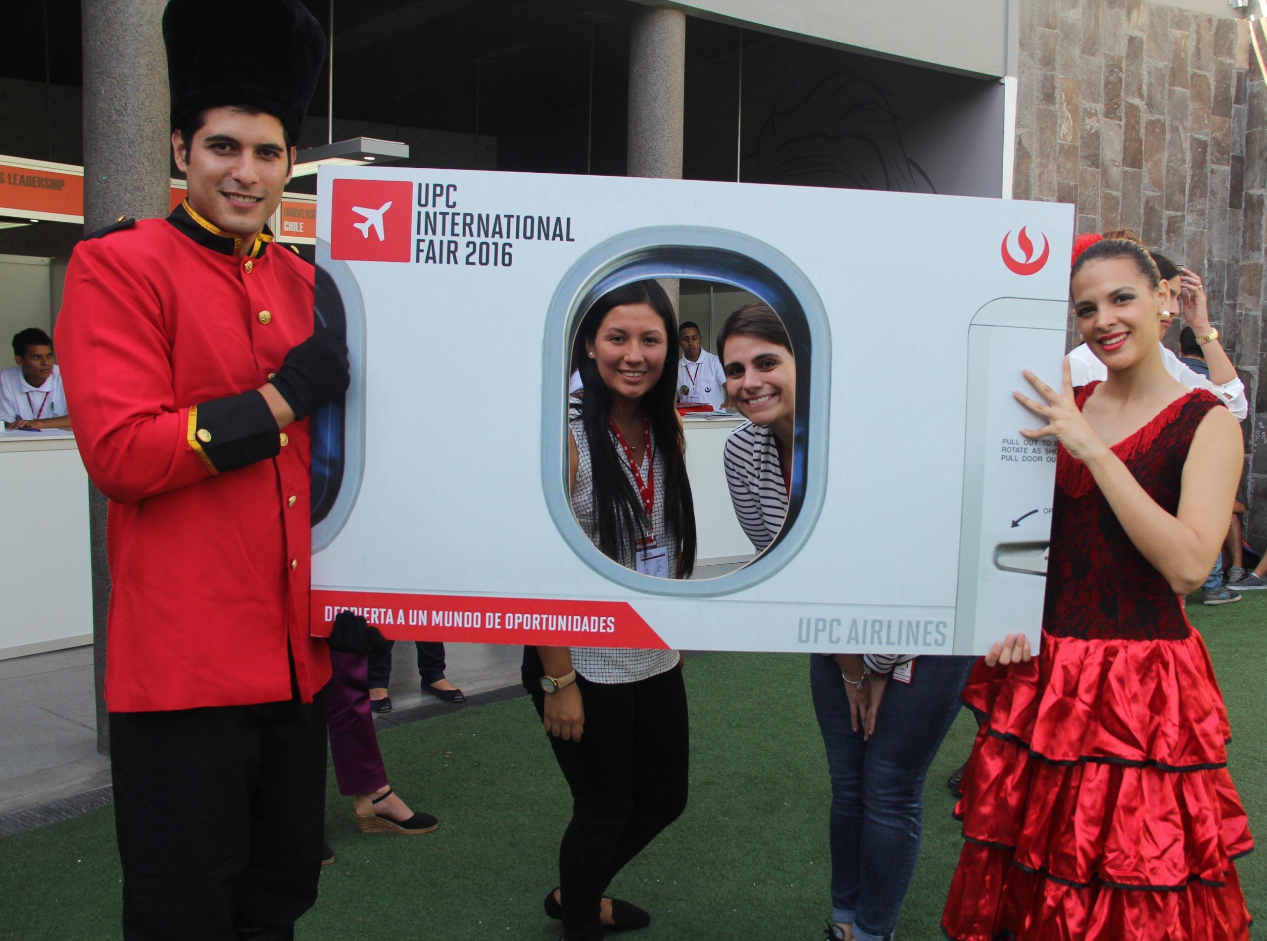 UPC realizó con éxito la International Fair 2016