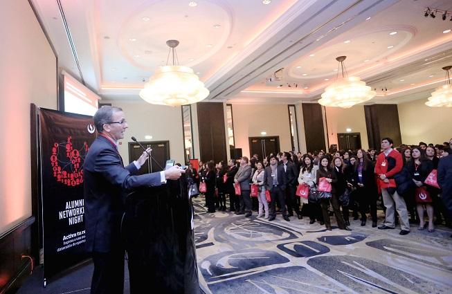 UPC realizó Alumni Networking Night 2015