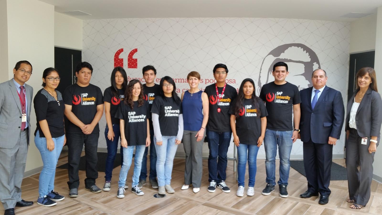 Ingeniería de la UPC con SAP organizaron el Digital Transformation Faculty Day