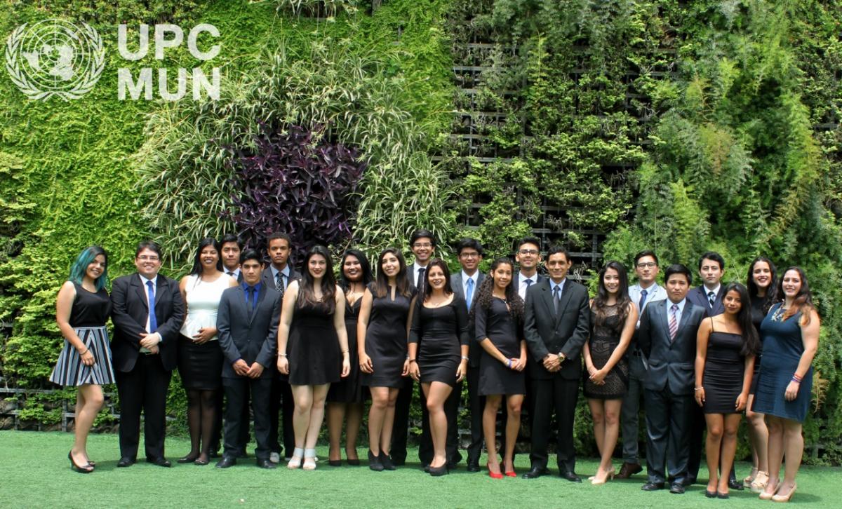 Alumnos UPC participan en el Harvard National Model United Nations 2017