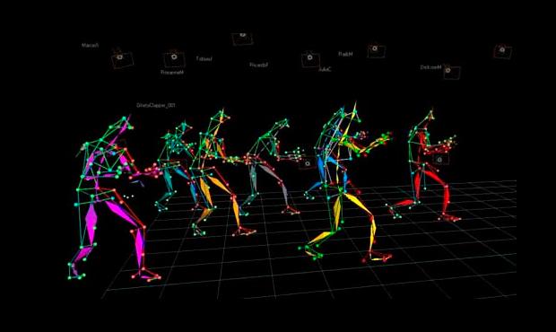 Facultad de Ingeniería UPC dictó curso de Motion Capture por primera vez en nuestro país