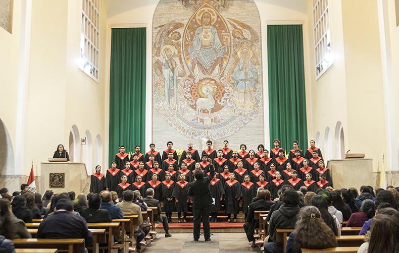 Gran concierto de aniversario del Elenco de Coro Polifónico UPC
