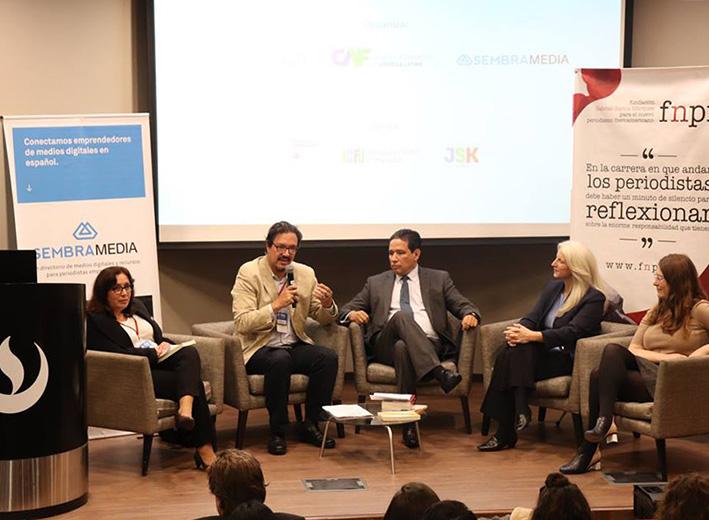 II Encuentro Latinoamericano de Periodismo Emprendedor e Innovador