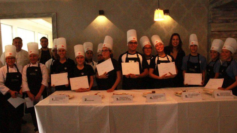 4to Concurso Interescolar de Gastronomía UPC