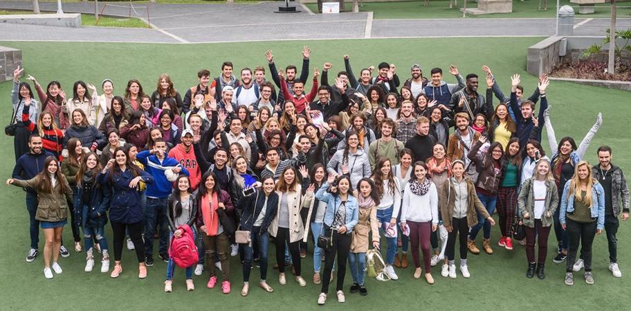 Estudiantes extranjeros cuentan su experiencia en UPC