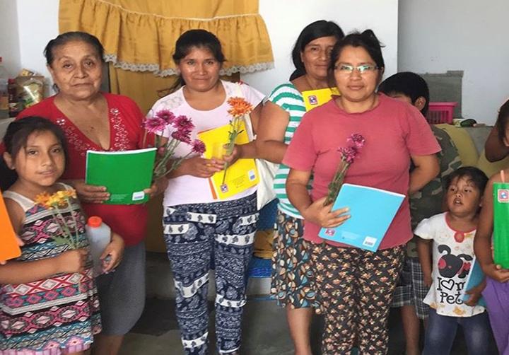 """Mami Linda: """"la educación es un paso imprescindible para el desarrollo en la vida"""""""