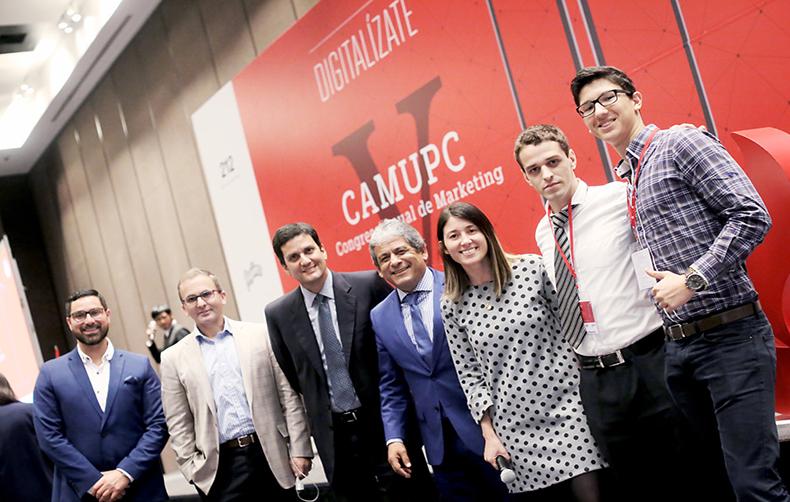 Facultad de Negocios organizó el V Congreso Anual de Marketing – CAM UPC