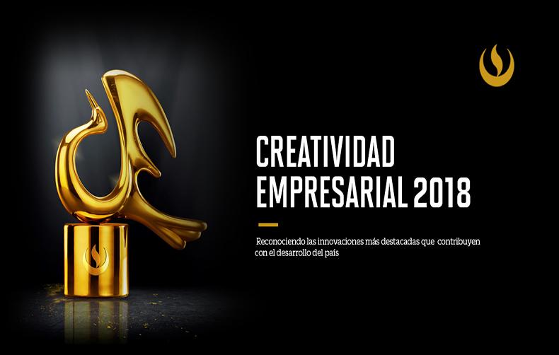 Premio Creatividad Empresarial anunció a los finalistas de su edición 2018