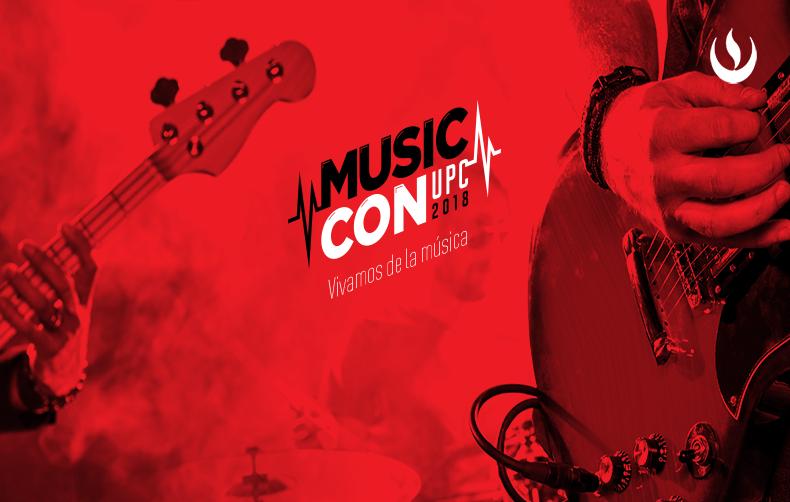 Music Con: UPC realizó la primera convención de música del Perú