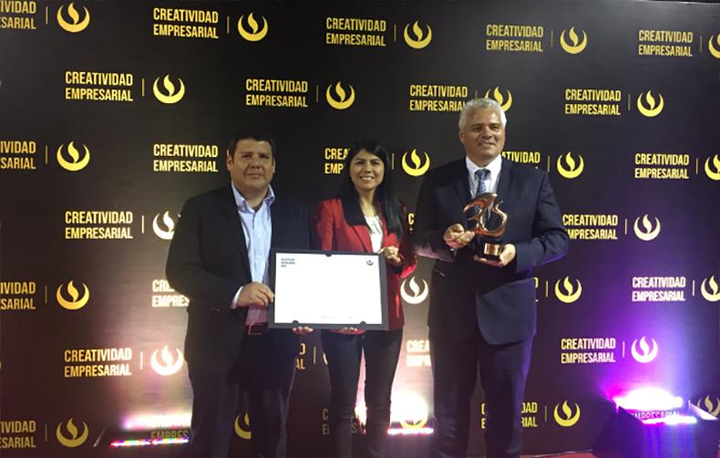 Creatividad Empresarial: ENGIE fue reconocida en la categoría Servicios Públicos