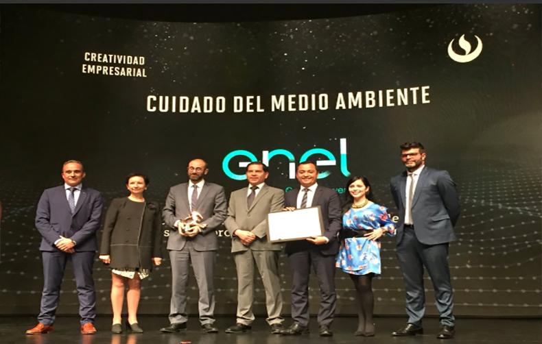 Creatividad Empresarial: ENEL Green Power Perú ocupó el primer puesto en categoría Cuidado al Medio Ambiente