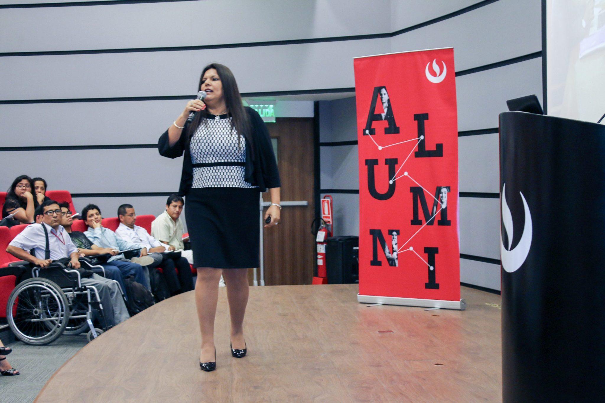 UPC Alumni realizó Taller de Personal Branding