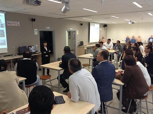 Visita de Mariana Rodriguez: CEO Laureate Peru