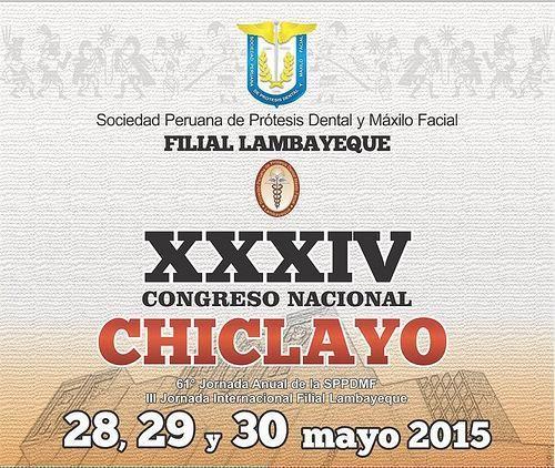 Escuela de Odontología UPC participó en el congreso nacional de la Sociedad Peruana de Prótesis en Chiclayo