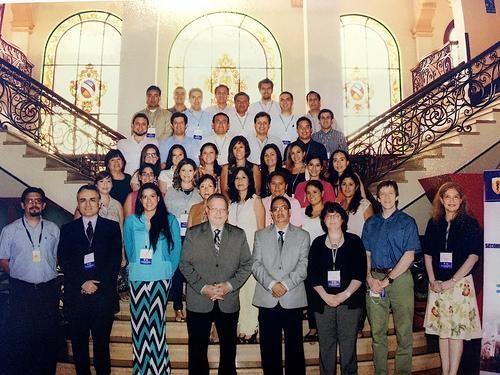 Profesores de la Escuela de Odontología UPC participaron del Second Latin American Workshop on Clinical Research Methods in Oral Health Update on HIV