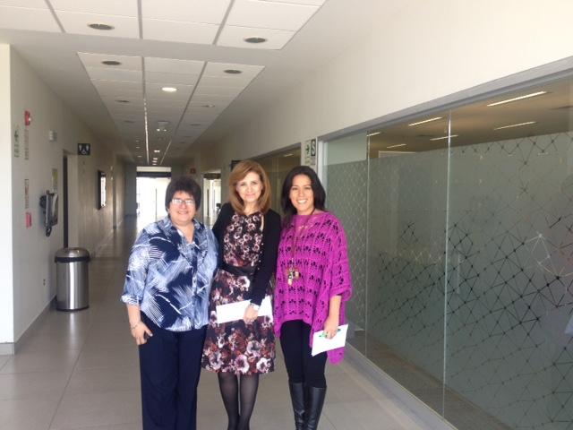 Nos visitan desde la Universidad del Valle de México