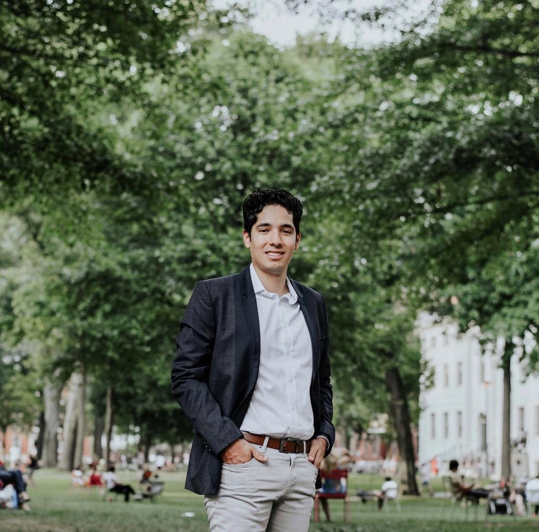 ¿De UPC a Harvard?: Manuel Sanchez cuenta su historia