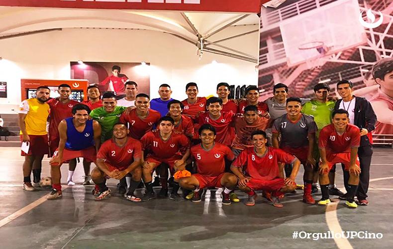 Deportes UPC: Arrancaron los entrenamientos de pretemporada para la Liga Universitaria