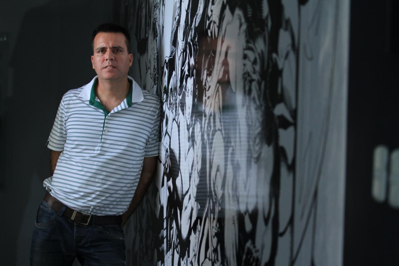 """""""No le tengo miedo al riesgo"""": Renzo Sanchez cuenta su historia"""