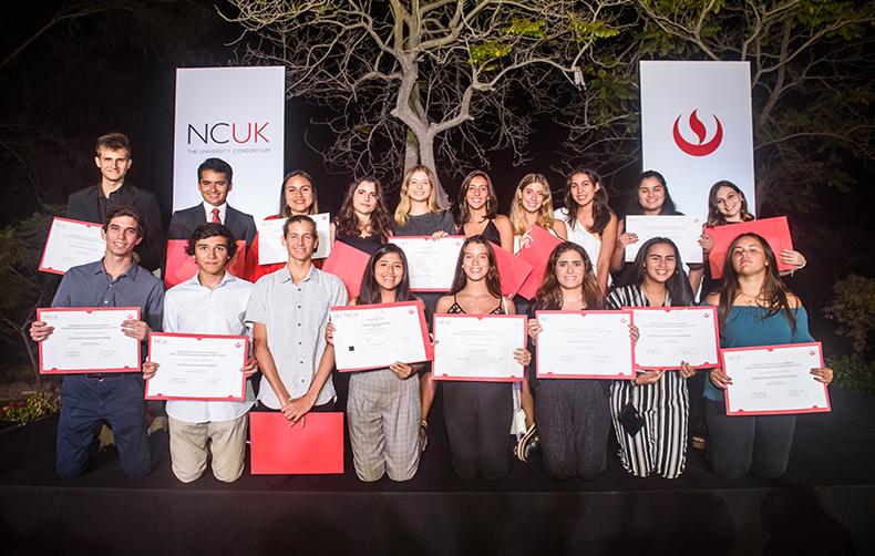 Primera promoción del programa NCUK  de la UPC iniciará sus estudios en el Reino Unido