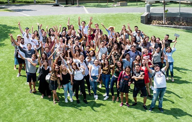 Alumnos internacionales inician sus clases en UPC este 2019-01