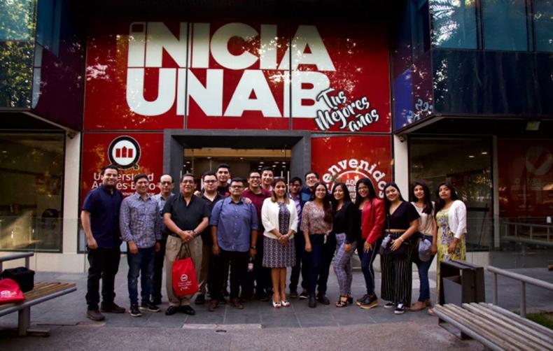 Facultad De Economía realiza su primera Misión Académica en la Universidad Andrés Bello