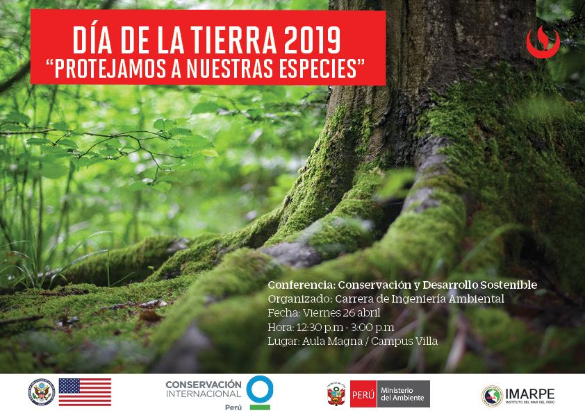 """Agenda UPC: Ingeniería Ambiental organiza la conferencia """"Conservación y Desarrollo Sostenible"""""""