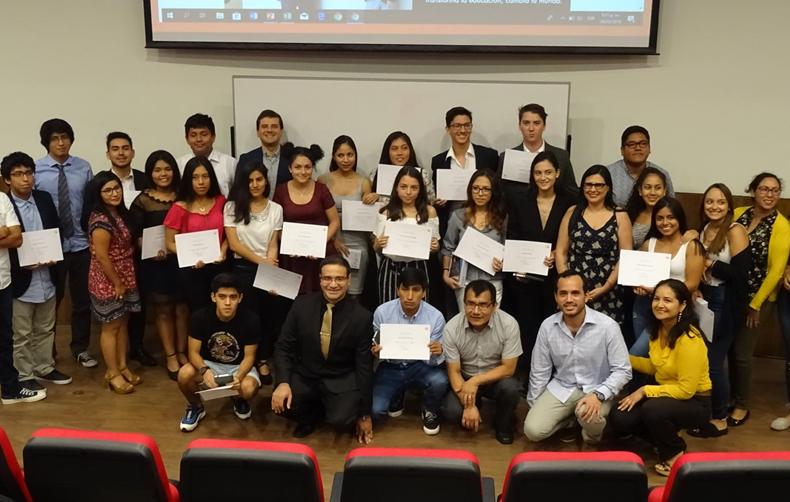 Departamento de Humanidades organizó Concurso de Redacción