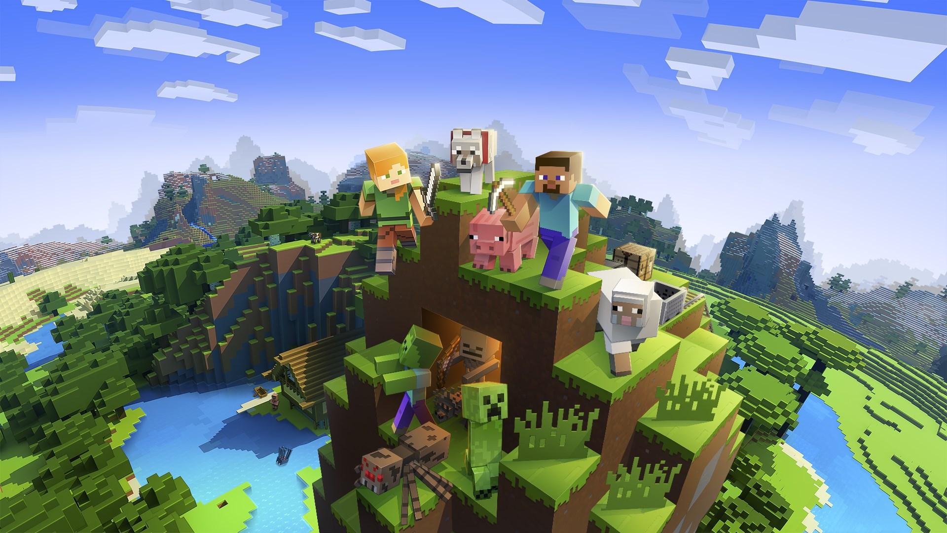 Minecraft y el desarrollo sostenible