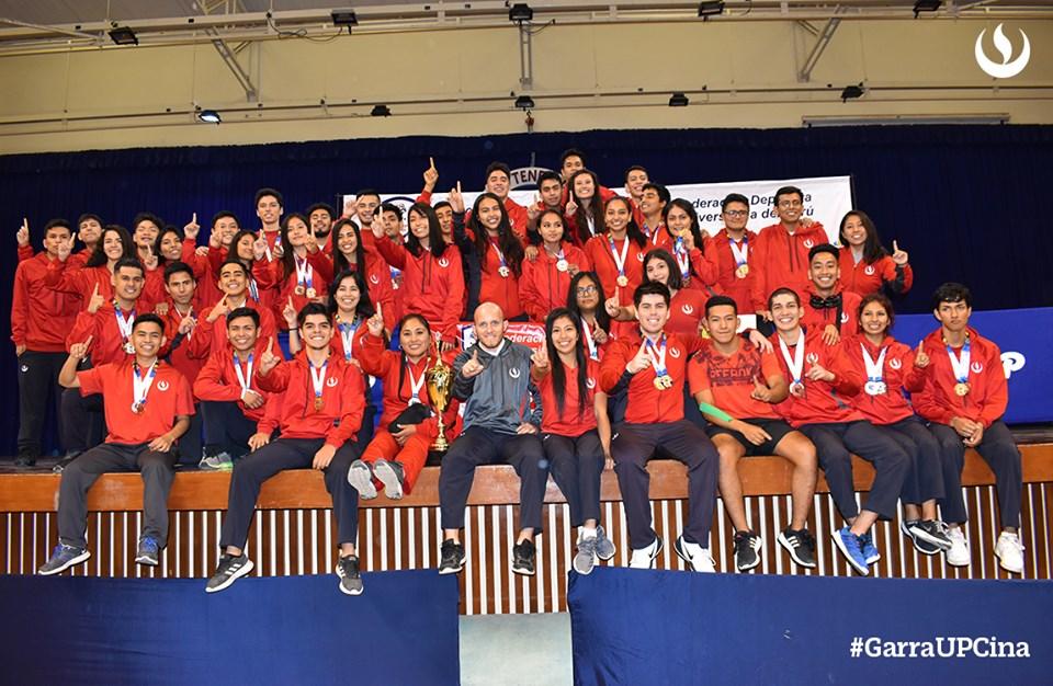 Selección de Karate se coronó Campeón Nacional Universitario