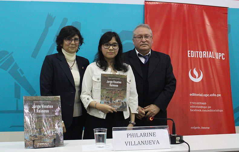 """Presentación de libro """"Jorge Vinatea Reinoso. Una propuesta indigenista en su lenguaje pictórico"""""""