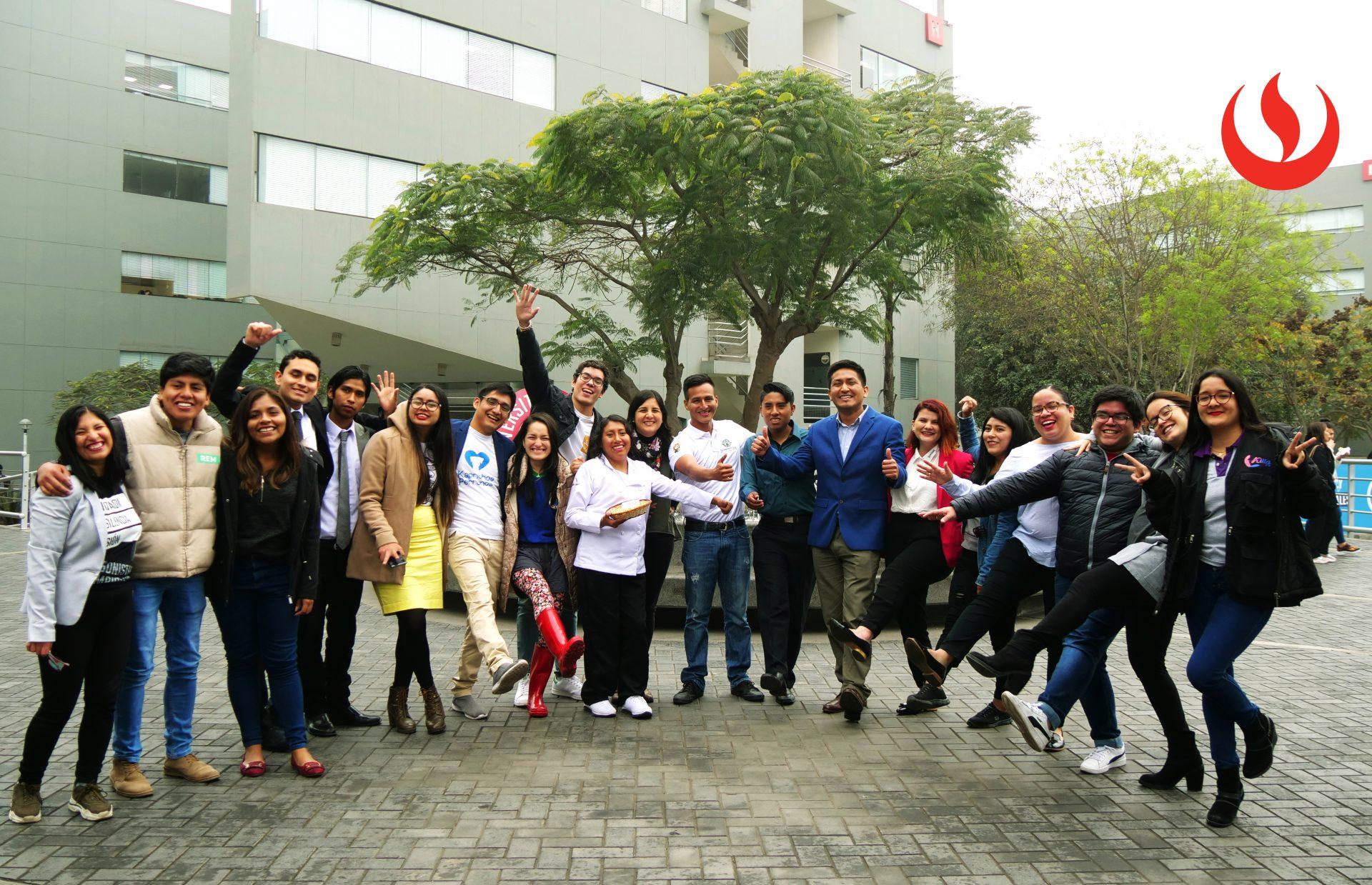 Retreat de finalistas de la 9na generación de Protagonistas del Cambio UPC