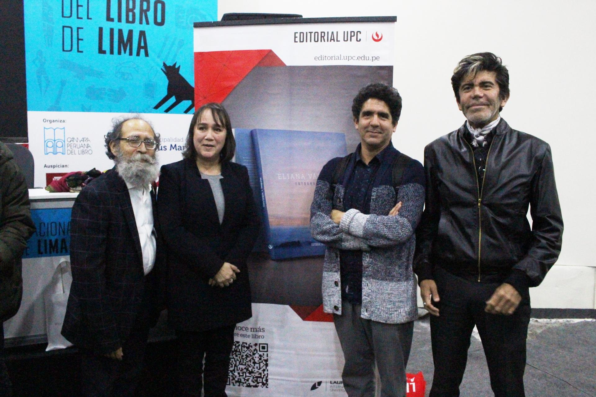 """Presentación del libro """"Eliana Vásquez. Fotografías"""""""