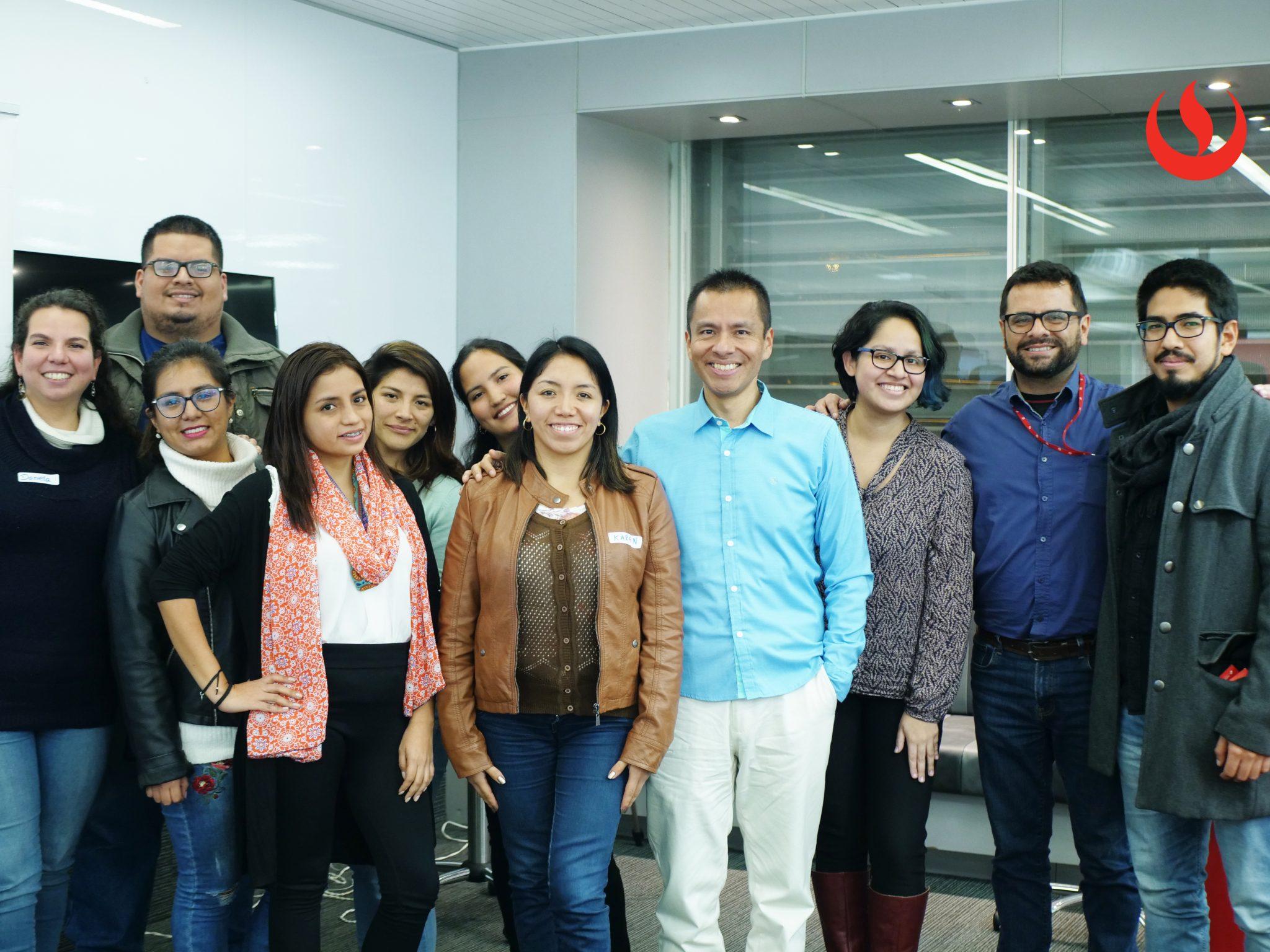 Protagonistas del Cambio seleccionados para taller de media training