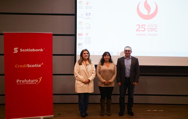 UPC y Grupo Scotiabank iniciaron la v Especialización Ejecutiva en Negocios para Periodistas