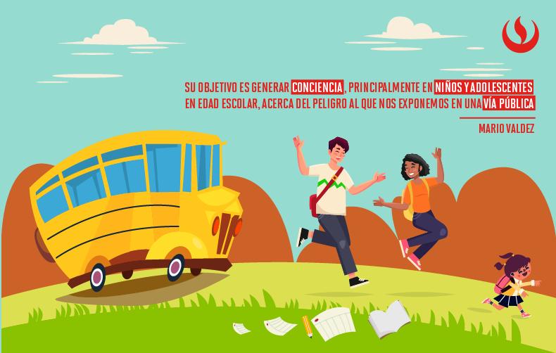 Transportando: Educación vial de Cusco para el Perú