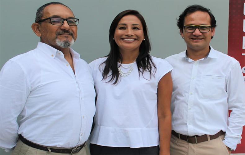 Profesores de la Facultad de Ciencias de la Salud ganan Laureate Inter-Institutional Research Grant 2019
