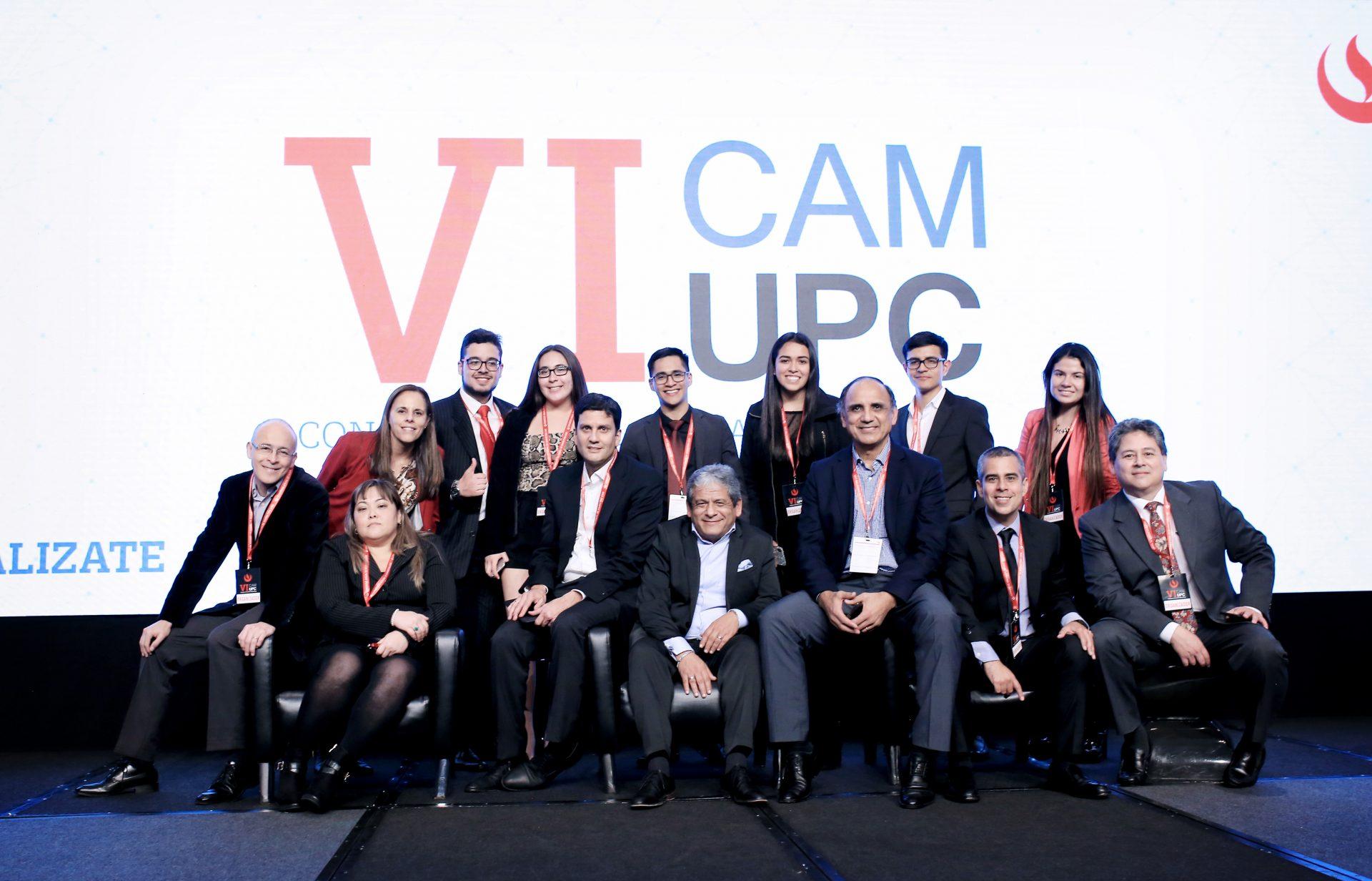 Carrera de Administración y Marketing realizó el VI Congreso Anual de Marketing UPC – CAM UPC