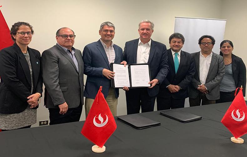 UPC  y Conservación Internacional firman convenio