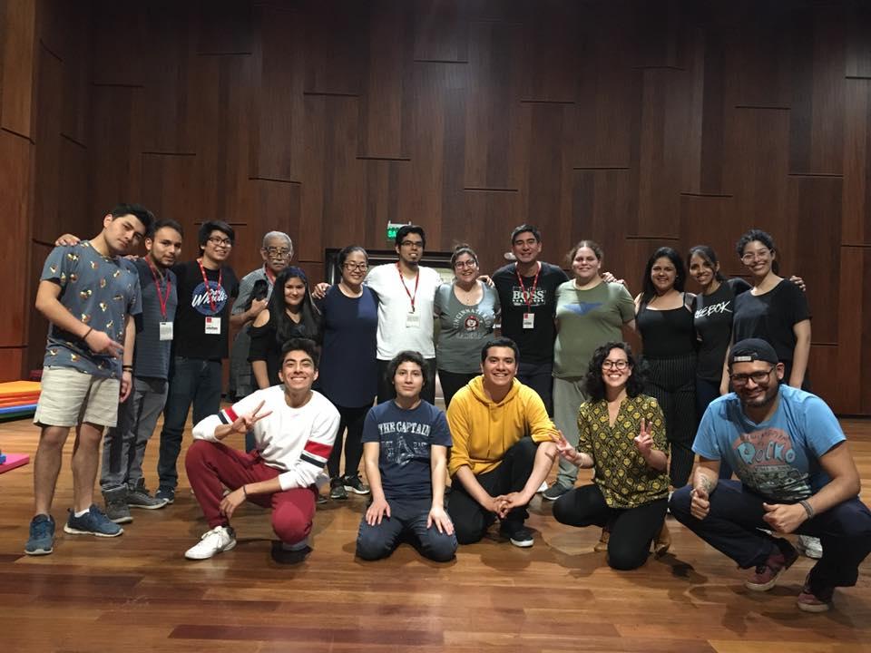 #ElencosUPC: Participación en el Taller de Mediación Cultural y Herramientas Escénicas del GTN