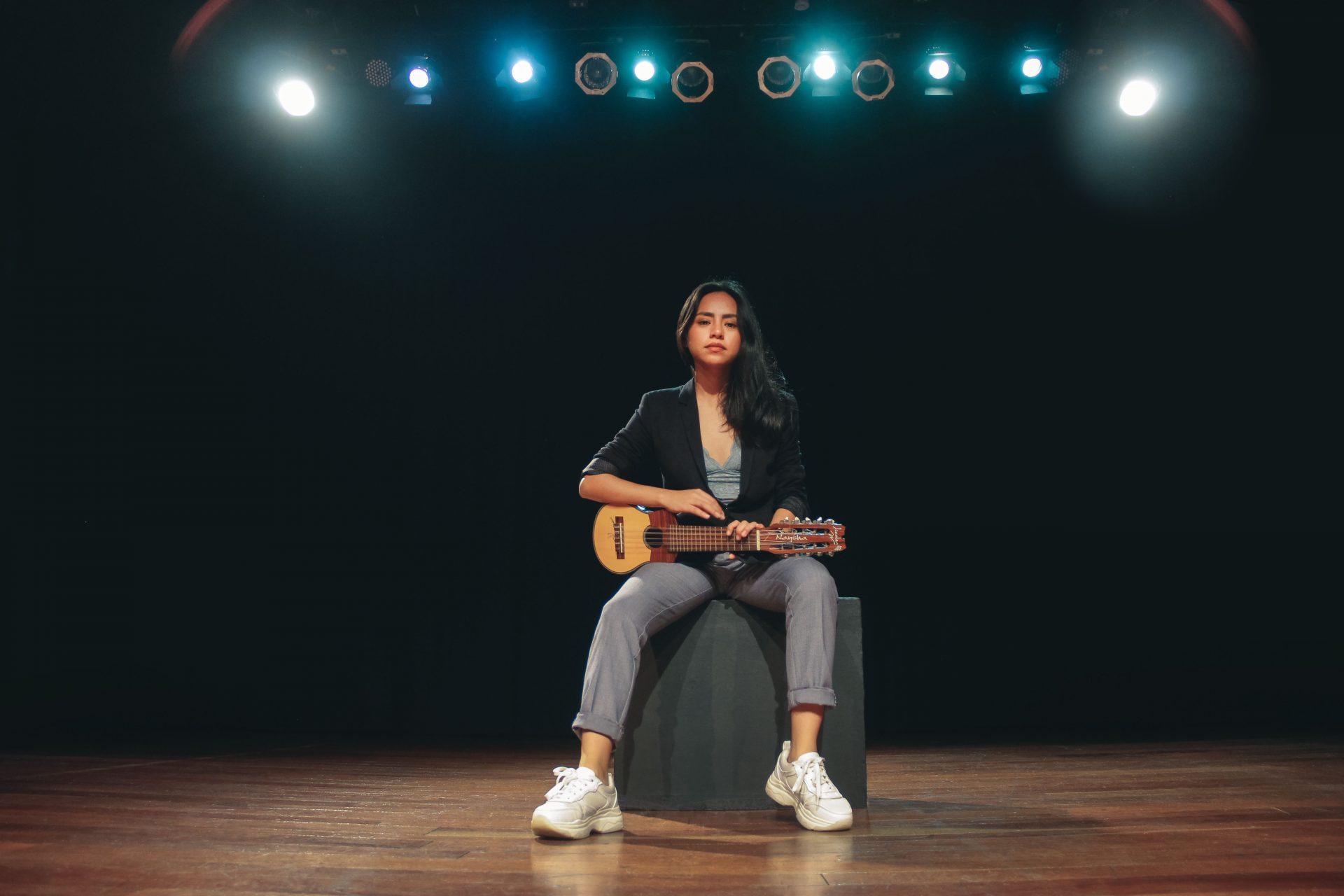 """Naysha Montes: """"Creo que la música siempre sostuvo mi mano"""""""