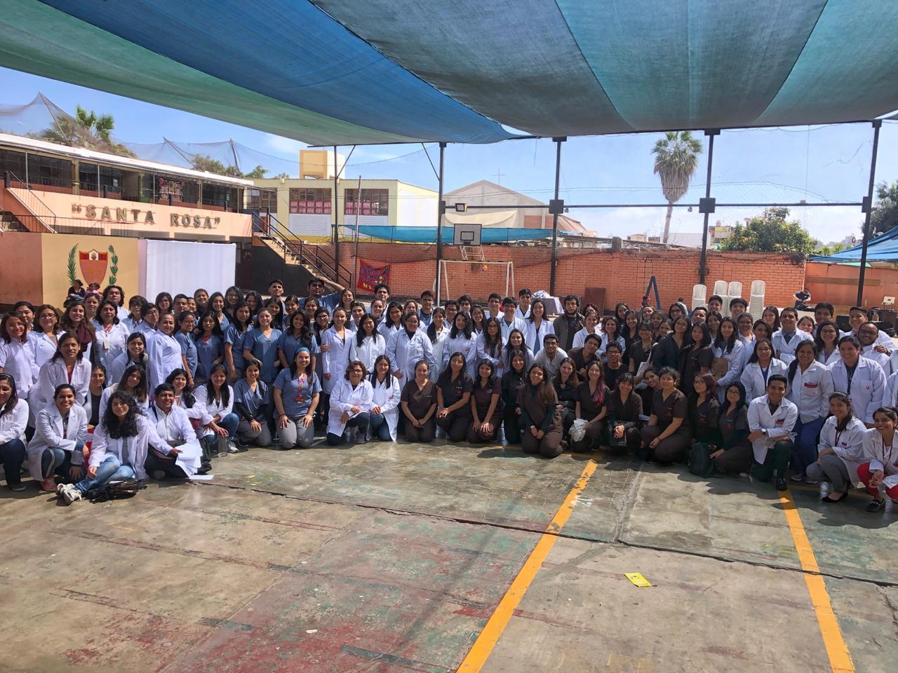 #VoluntariadoUPC: Campaña de Salud Preventiva en Chorrillos