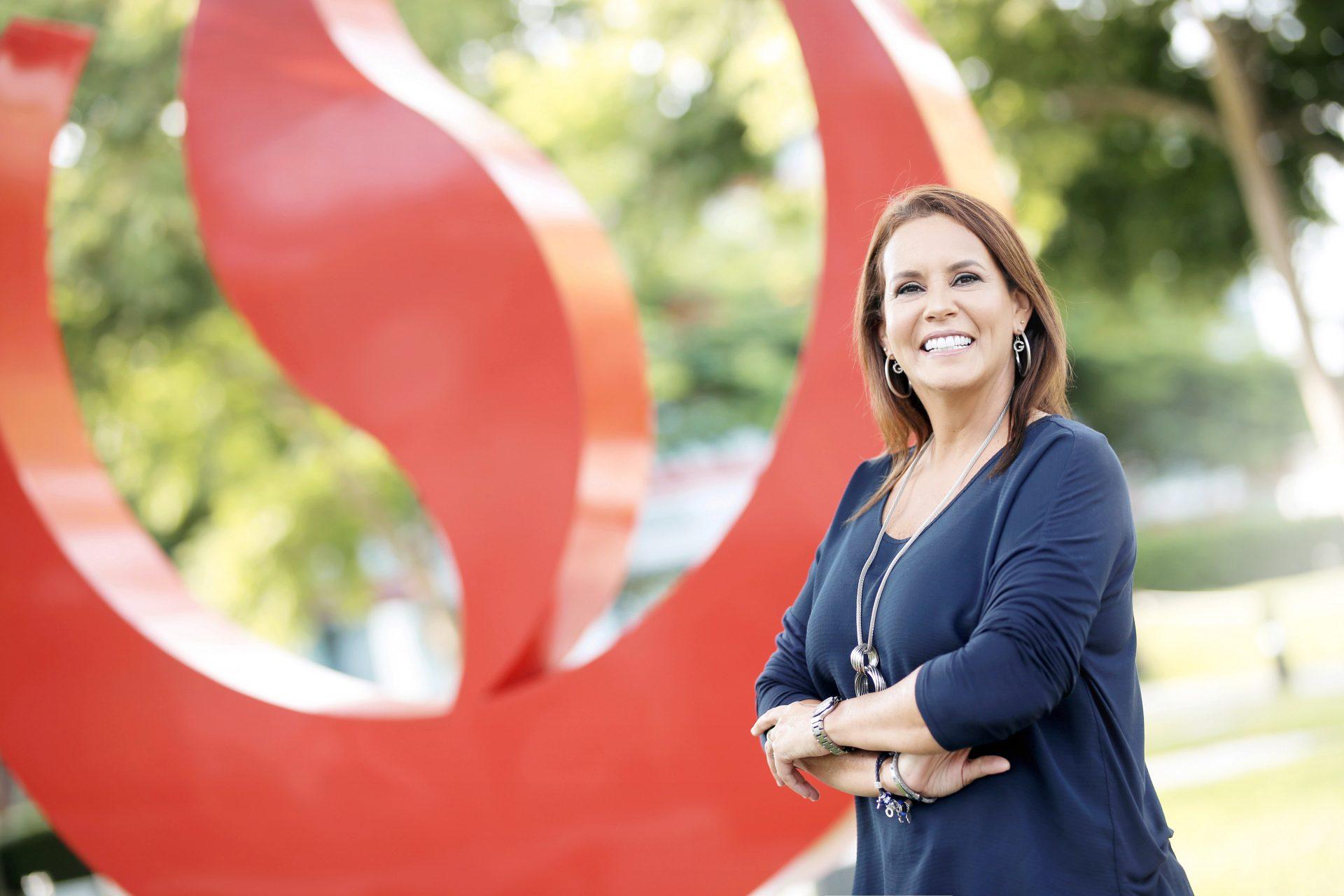 Presidenta y CEO de la UPC, Marisol Suárez, es la CEO más digital del Perú