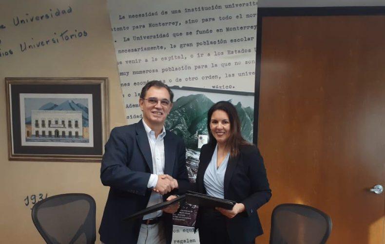 UPC y el TEC de Monterrey firman nuevo convenio internacional